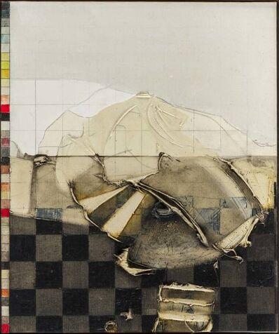 Mario Pucciarelli, 'Continuum informale', 1982