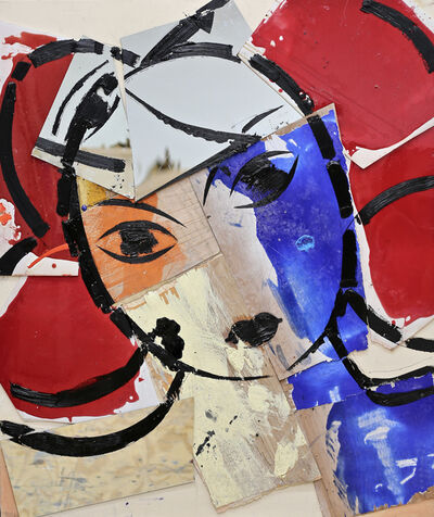 Manolo Valdés, 'Matisse como pretexto I', 2018