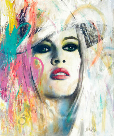 Jay Johansen, 'Brigitte Bardot', 2019