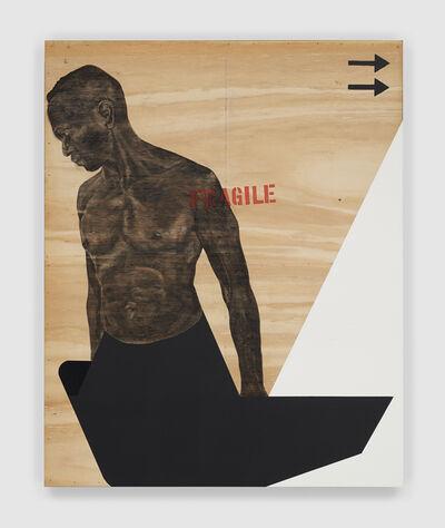 Serge Alain Nitegeka, 'Migrant: Studio Study VIII', 2020