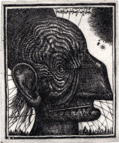 Brodsky & Utkin, 'Untitled (Head No. 5)', 1989-1990