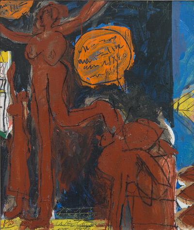 Joe Stefanelli, 'Heraldic Pursuit', 1994