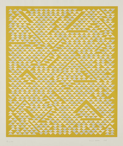 Anni Albers, 'Untitled', 1968