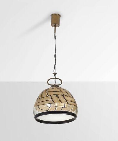 Ercole Barovier, 'A hanging lamp', circa 1958