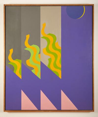 Mohamed Melehi, 'Composition', 1981