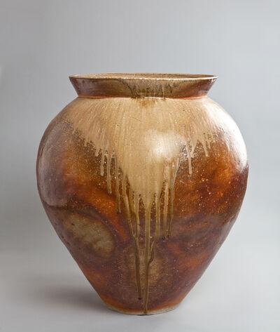 Jan Kollwitz, 'Echizen otsubo (Large jar in Echizen style)'