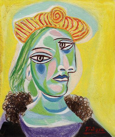 Pablo Picasso, 'Bust of a Woman (Dora Maar)', 1938