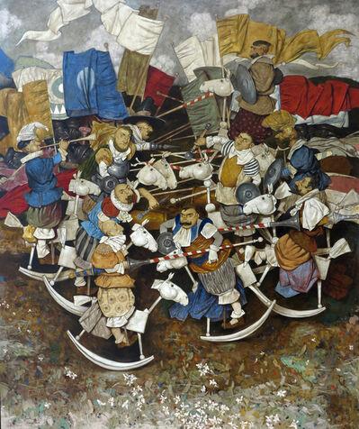 """Daron Mouradian, '""""Battle"""" / """"Muharebe""""', 2015"""