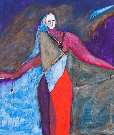 Fritz Scholder, 'Possession #15', 1989