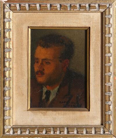 Raphael Soyer, 'Portrait of a Man', ca. 1930