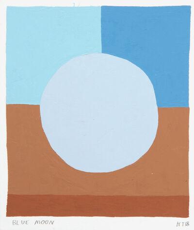 Kristin Texeira, 'blue moon', 2018