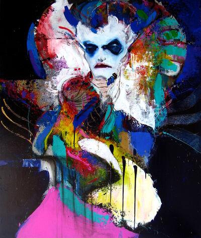 Dominic Besner, 'La printanière bleue'