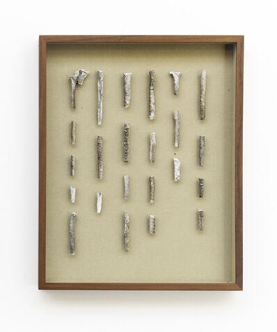 Tue Greenfort, 'Concrete Stalactite II', 2014