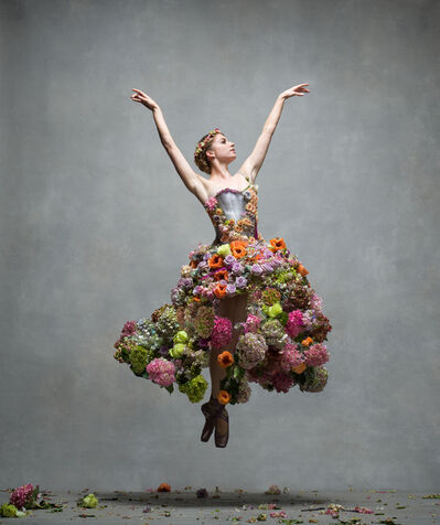 Ken Browar and Deborah Ory, 'Meaghan Grace Hinkis, Soloist, The Royal Ballet, Dress of Flowers', 2018