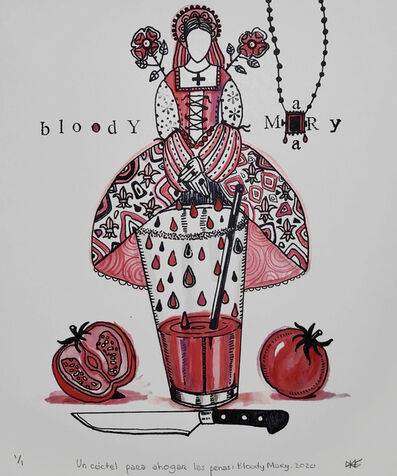 Yamilys Brito Jorge, 'Bloody Mary', 2020