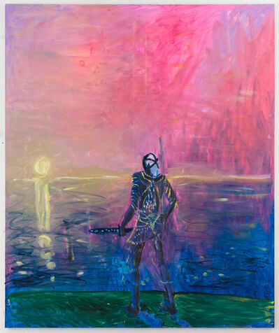 Kadar Brock, 'Willow in Majula', 2016