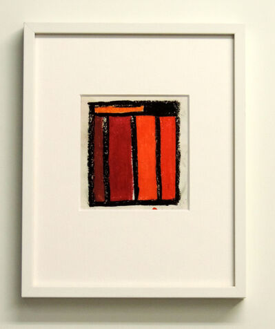 Aurelie Nemours, 'Re Rom 217', 1972