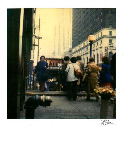 Robert G. Zuckerman, 'NYC - Subway to heaven', 1980-1987