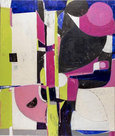 Michael Gallagher, 'White Leaf', 2016