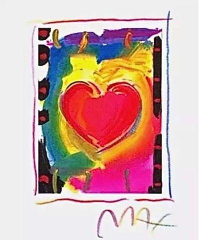 Peter Max, 'Heart Series I', 1998