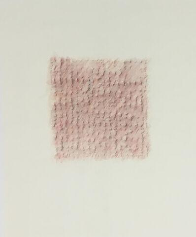 Karen Schiff, 'Rust Matzah Rubbing', 2014