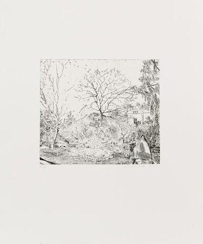 Matthias Weischer, 'Untitled (Landschaft 3)', 2009