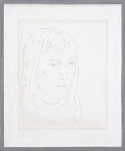 Francesca Fuchs, 'Framed Drawing: Richter', 2012