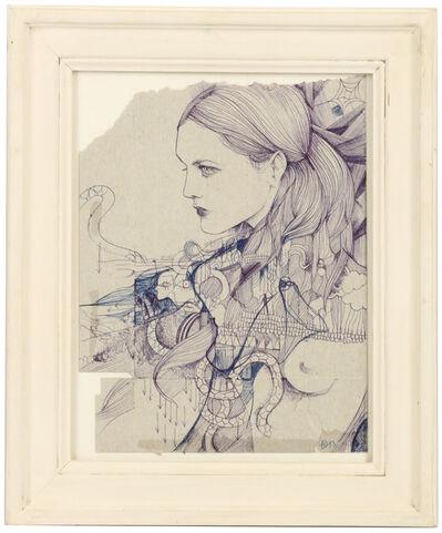David Bray, 'untitled (female figure)'