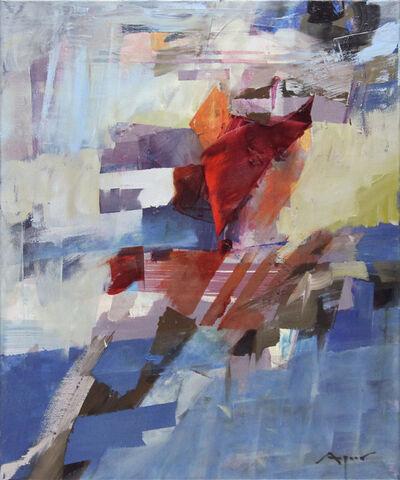 Michael Azgour, 'The Hurdler', 2017