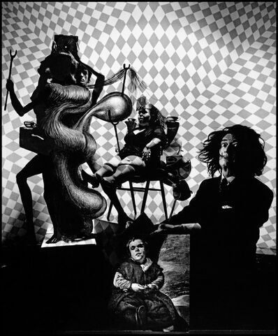 Philippe Halsman, 'Dream and interpretation of Las Meninas by Velazquez', 1965