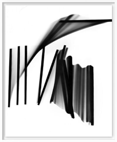 William Klein, 'Dancing Sticks II, Paris', 1952