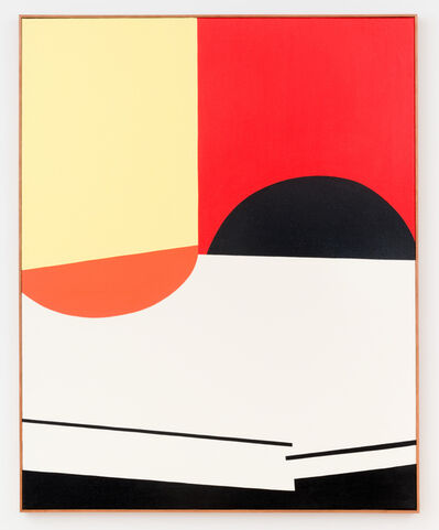 Clare E. Rojas, 'Broken Sunrise', 2013
