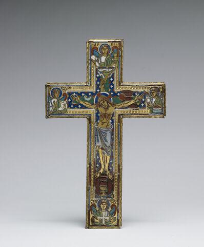 Mosan Workshop, 'Reliquary Cross', ca. 1150-1175