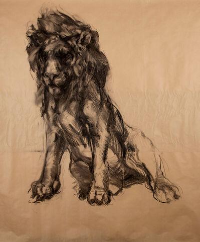 Nicola Hicks, 'Lion', 2012
