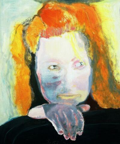 Marlene Dumas, 'Het Kwaad is Banaal', 1984