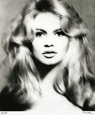 Richard Avedon, 'Brigitte Bardot, hair by Alexandre, Paris, January 27', 1959