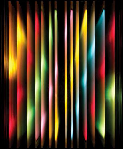 Chul-Hyun Ahn, 'Vertical Lines #3', 2011