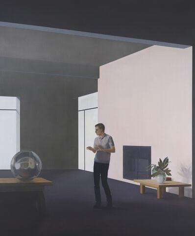 Tim Eitel, 'Architectural Study (Barragan)', 2017