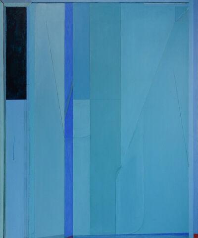 Minku Kim, 'S.E.P (Blue Skyscraper)', 2020