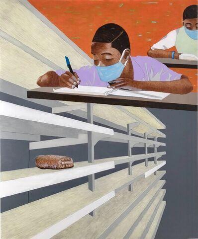 Brigid Kennedy, 'March 2021 (School + Scarcity)', 2021