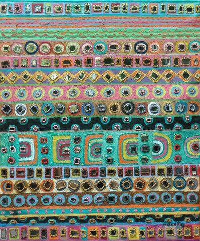 Pacita Abad, 'Rainbow mirrors', 2002