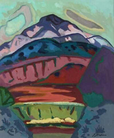 Paul Shapiro, 'Nambe #2', 1984