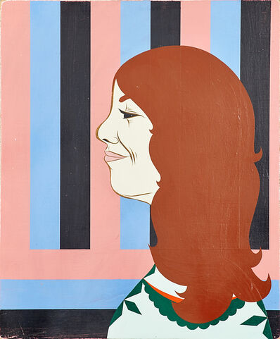 Clare E. Rojas, 'Untitled (Portrait)', 2007