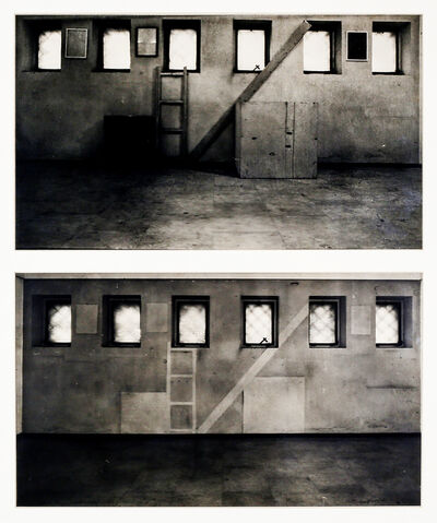 Claudio Parmiggiani, 'Delocazione', 1970