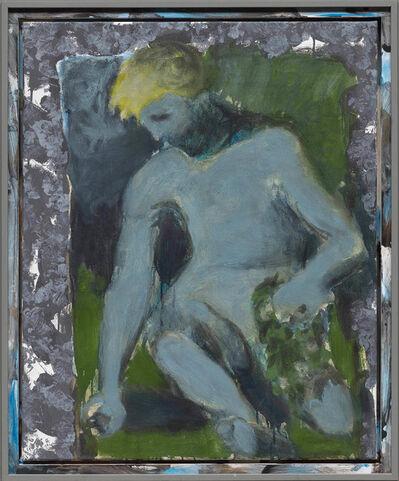 """Markus Lüpertz, '""""Narziss II (Narcissus II)""""', 2016"""