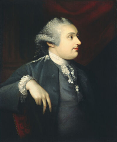 Matthew Pratt, 'William Henry Cavendish Bentinck, 3rd Duke of Portland', ca. 1774