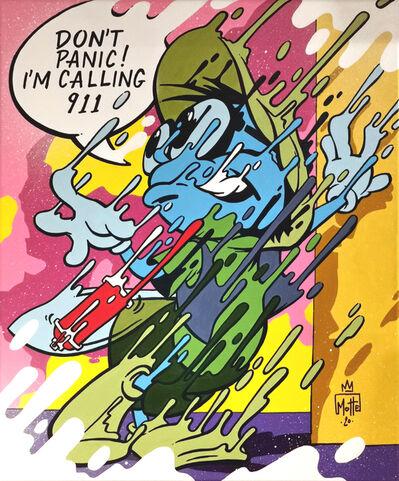 Motte, 'Don't Panic ! I'm calling 911', 2020