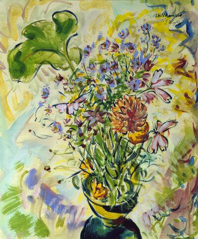 Alfred H. Maurer, 'Floral Still Life', ca. 1926