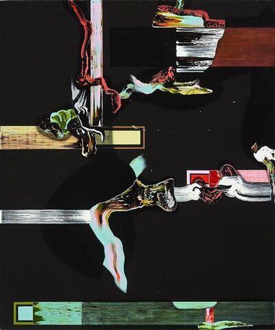 Fiona Rae, 'Predator', 1998