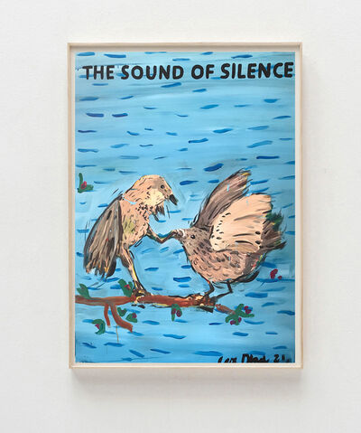 Cesc Abad, 'THE SOUND OF SILENCE', 2021